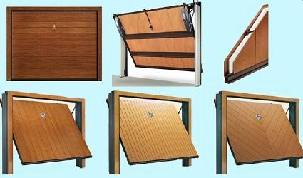 Nouveaut s volets roulants somfy et stores ext rieurs avec passy stores et fermetures - Porte de garage basculante bois ...